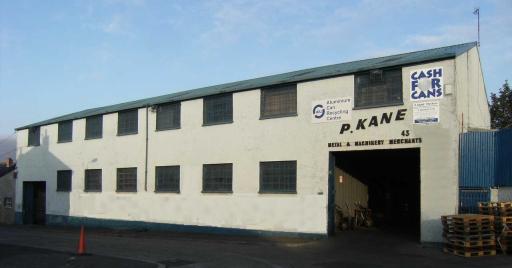 P Kane Metals